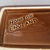 Honiton Pottery - Sandwich/Serving Plate